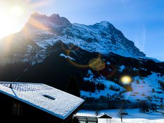 Besser gehts nicht! Grindelwald, Air B And B, Studio, Perfect Place, Condo, Vacation, Mountains, Country, Amazing