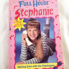 Full House Stephanie Fights Back -Vintage Kids Book 1995 by RetroVintageHeart on Etsy