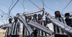 At the Gaza-Israel Fence: Raw Nerves and Shots Fired