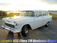 Chevy 210 handyman wagon