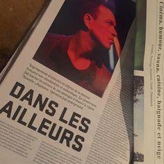 En pagesMusiquesdu n° 53 de Junkpage(février 2018)un article sur le plateau La Souterraine en Nouvelle-Aquitaine.