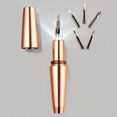 7-Piece Tool Kit To Go with Flashlight | Avon  www.youravon.com/annecoddington/