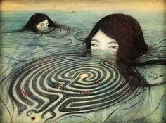 Jamie Zollars: The Maze she Breathes