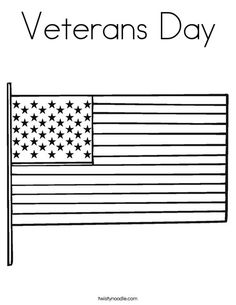 veterans day coloring page tracing twisty noodle