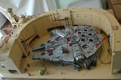 LEGO Star Wars Tatooine Docking Bay 94 par houbanel