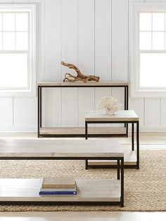 Anjou Coffee & Console Tables from Home Decorators
