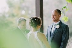 Intimate Garden Wedding with Sweet Farm Details - Inspired By This Spring Wedding, Garden Wedding, Greenery Decor, Wedding Ceremony Backdrop, Open Back Dresses, Yes To The Dress, Industrial Wedding, Dress Backs, Event Planning