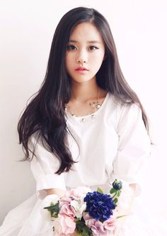 Baek Su Min ♡ Can I look like her please?