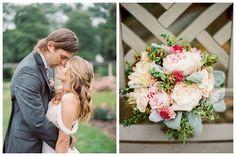 Romantic Garden Wedding Inspiration - Smitten Magazine | Smitten Magazine