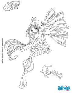 Winx Boyama Resim Winx Boyama Sayfası 25 Lay Coloring Pages
