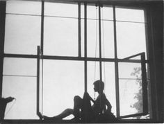 The Photographer Wolfgang Prinz © Mark B. Stairs Window, Window Wall, Mary Ellen Mark, Ralph Gibson, Duane Michals, The Shape Of Water, Through The Window, Great Shots, Beautiful Moments