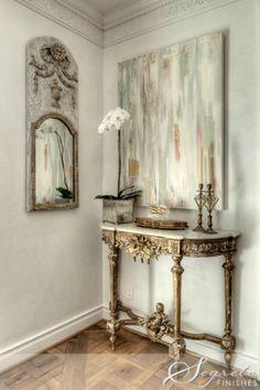 Segreto - Fine Paint Finishes and Plasters - Plaster - Houston TX - art-installed