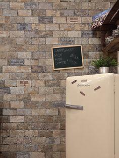 Cir Industrie Ceramiche : Brick Time! Serie: New York