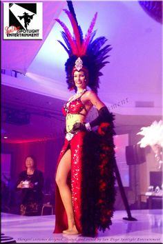 Showgirls by San Diego Spotlight Entertainment