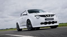 Nissan Juke R #001 was just delivered. With 545hp, it'll go from 0-62mph in just 3 seconds. (They start at £ 400,000)