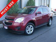 2011 Chevrolet Equinox LT - SOLD - http://www.applechevy.com/VehicleDetails/used-2011-Chevrolet-Equinox-LT_w%2F1LT-Tinley_Park-IL/2075191073