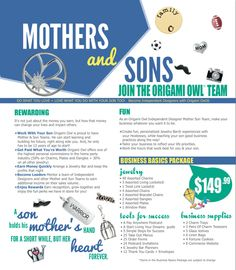 Are you and your son interested in becoming an Origami Owl Designer to teach him business? Well, that is an option! With Origami Owl, we have not only Mothers and Daughters that work together, we also have Mothers and Sons that work together! Origami Owl New, Origami Owl Business, Origami Owl Jewelry, South Hill Designs, Mother Son, Father Daughter, Personalized Charms, Fun At Work, Gifts For New Moms
