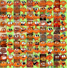Cartoon As Anime, Cartoon Shows, Cartoon Art, Colorfull Wallpaper, Cartoon Network Uk, Cartoon Characters As Humans, Anime Couples Drawings, Cartoon Crossovers, World Of Gumball