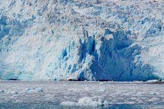 Cruise Alaska-Glacier