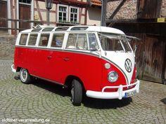 Volkswagen T1 Samba Bus Volkswagen Bus, T1 Bus, Volkswagen Transporter, Volkswagen Beetles, Bus Camper, Campers, Vw Samba Bus, Combi T1, Vw Logo