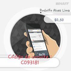 Faça Extra $ no seu telefone com a WHAFF