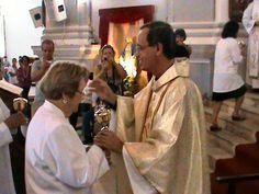 O que pode ser apresentado no ofertório da missa?