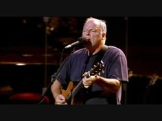 FROM DAVID GILMOUR IN CONCERT 2002,,SHINE ON YOU CRAZY DIAMOND  MUSIC AND VIDEO BY DAVID GILMOUR  r.i.p Richard wright