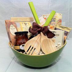 Italian pasta gift basket $100
