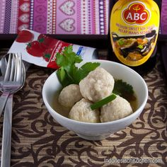 rohes sambal typisch bali (sambal matah) #asianfood #rezepte ... - Indonesien Küche