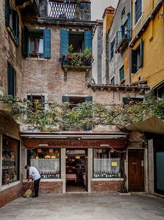 Minutes away from the crowds of St Marks Square, the district of Castello is tranquil and wonderfully picturesque, with plenty of green areas, gardens, and stunning architecture. Considered 'local at the edges', you'll find authentic stalls and criss-crossing laundry lines along the canals and walkways of this lovely neighborhood.
