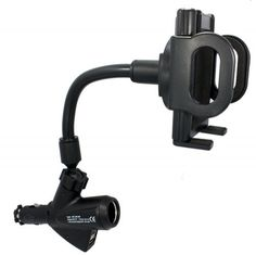 Xenda Universal Charging Car Mount Phone Holder with Dual USB Ports and Charger Socket for Samsung Galaxy Nexus Nexus S  LG Optimus G  HTC Droid DNA Droid Incredible 4G LTE  Motorola Droid Razr Razr M Razr HD Razr Maxx Razr Maxx HD *** Continue to the product at the image link.