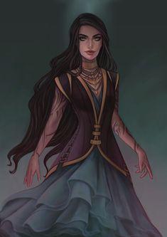 ArtStation - Raven, Diana Dworak