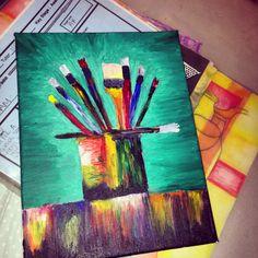 Paintbrushes ( 16.12.13 )
