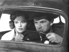 The Asphalt Jungle with Jean Hagen and Sterling Hayden (1950, John Huston)