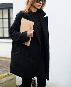Minimal + Chic | @codeplusform #minimalist #fashion #style