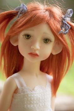 JpopDolls.net ™::Dolls::Berdine Creedy::Zina in Fair Skin (PREORDER)