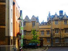 Oxford Photo by: Katarzyna Pracuch