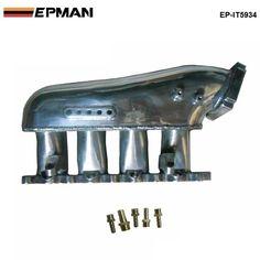 EPMAN - For Mitsubishi EVO 4-9 4G63 Cast Aluminum Turbo Intake Manifold Polished JDM high Performance  EP-IT5934 #Affiliate