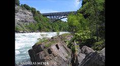 Beautiful Canada Wonderful Niagara Falls White Water Walk Niagara River ...