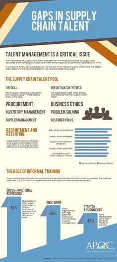 GAPS IN SUPPLY CHAIN TALENT