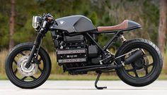 BMW K100RS Cafe Racer - Hageman Motorcycles