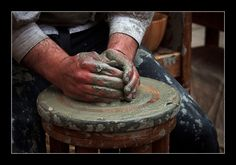 Donald Camilleri, The Potter's Hands