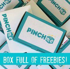 #PINCHme #Freebies #Samples