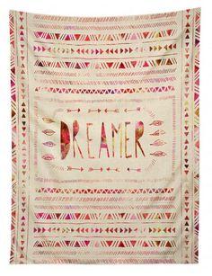 Dreamer Pink Tapestr