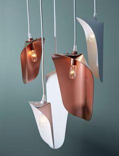 COLIBRI suspension métallique par Tim Defleur