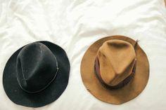 fernanda de la puente : nutritionist : hats : nick fouquet: waiting for saturday
