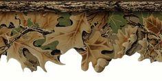 Advantage Classic Camouflage Wall Border