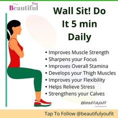 Good Health Tips, Health And Fitness Articles, Fitness Workout For Women, Yoga Fitness, At Home Workout Plan, At Home Workouts, Easy Workouts, Yoga Workouts, Yoga Exercises