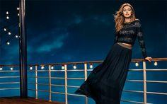 Gigi Hadid é o rosto da campanha de fim de ano de Tommy Hilfiger - campaign, campanha