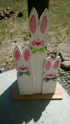 Bunnies for the porch